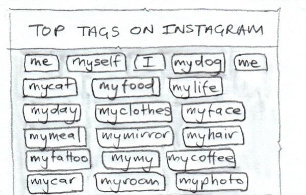 теги для инстаграма
