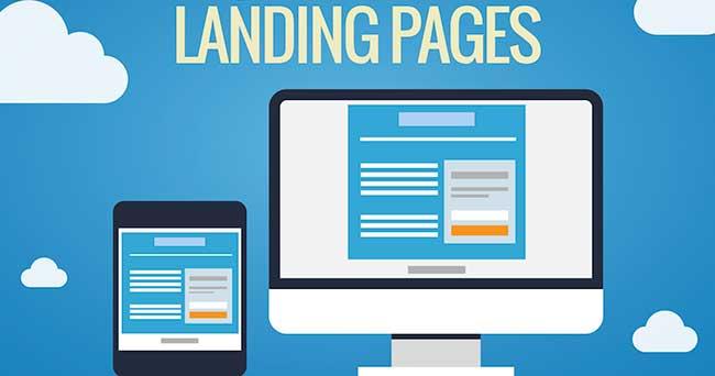 Оптимизация Интернет Сайтов: лэндинг
