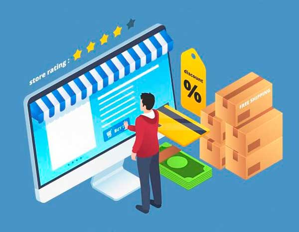 Запуск интернет магазина: схема